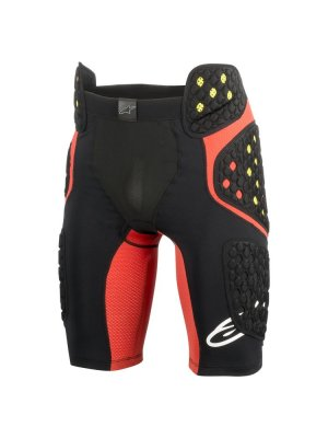 Протекторни Шорти ALPINESTARS SEQUENCE BLACK/RED